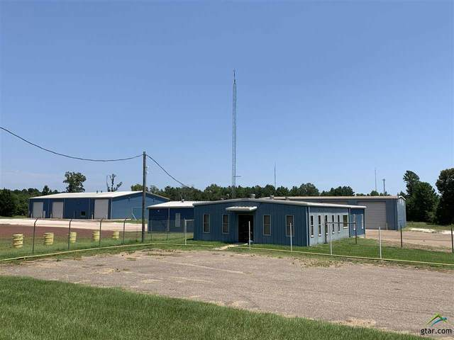 11441 Hwy 43 S, Marshall, TX 75670 (MLS #10125436) :: The Wampler Wolf Team