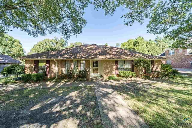 1107 Oval Dr, Athens, TX 75751 (MLS #10125821) :: The Wampler Wolf Team