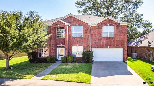 6045 Morning Mist Dr., Tyler, TX 75707 (MLS #10125876) :: Griffin Real Estate Group