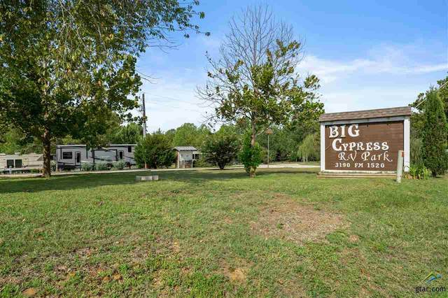 3190 Fm 1520, Pittsburg, TX 75686 (MLS #10125931) :: Griffin Real Estate Group