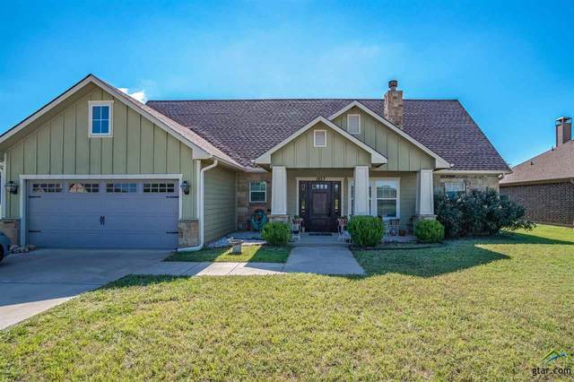 1857 Meadowview, Canton, TX 75103 (MLS #10125964) :: Griffin Real Estate Group