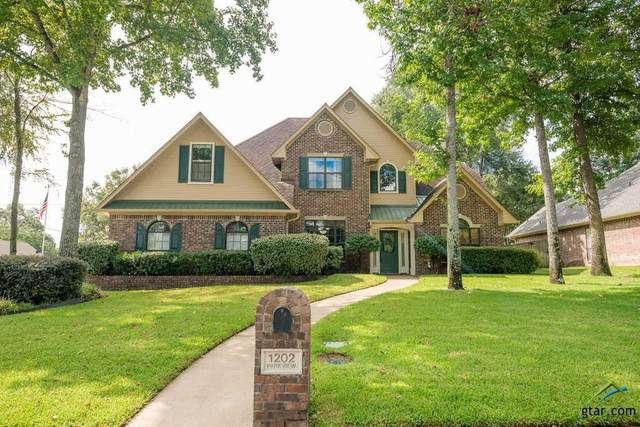 1202 Parkview Drive, Tyler, TX 75703 (MLS #10126147) :: Griffin Real Estate Group