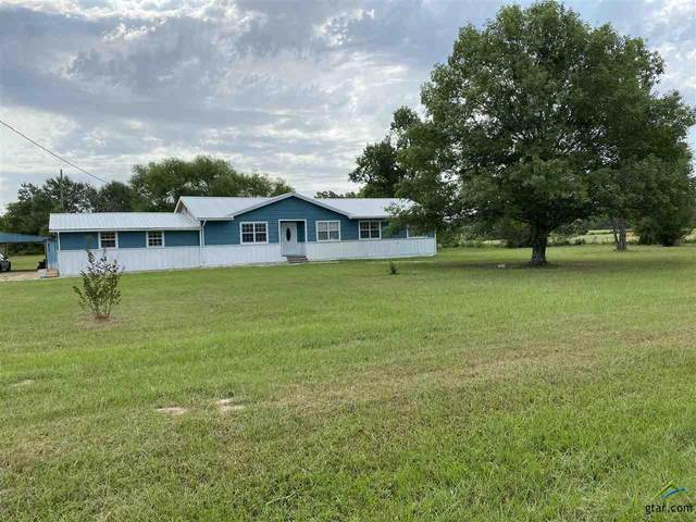 656 County Rd 3120, Quitman, TX 75783 (MLS #10126153) :: The Wampler Wolf Team