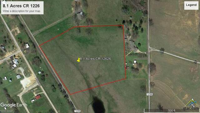 0000 Cr 1226, Quitman, TX 75783 (MLS #10126280) :: Griffin Real Estate Group