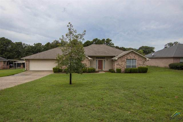 18092 Adele Ln., Whitehouse, TX 75791 (MLS #10126478) :: The Wampler Wolf Team