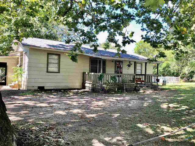 1101 N Crockett Ave, Mt Pleasant, TX 75455 (MLS #10126504) :: Griffin Real Estate Group