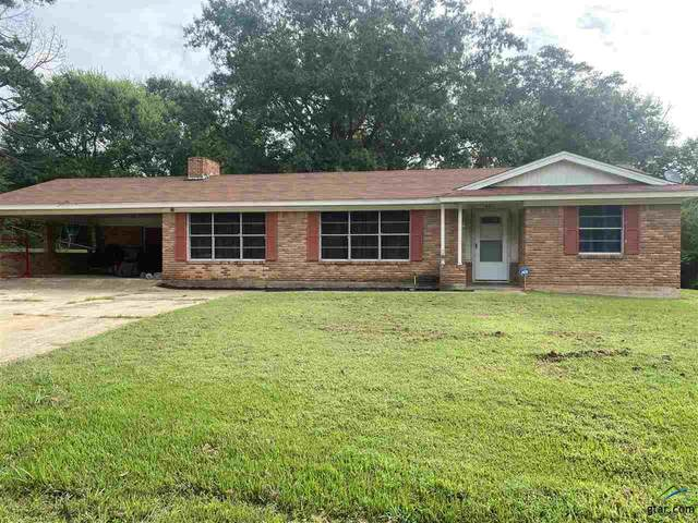405 Daingerfield St, Naples, TX 75568 (MLS #10126555) :: Griffin Real Estate Group