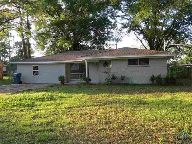 513 E Magnolia Dr, Mt Pleasant, TX 75455 (MLS #10126559) :: Griffin Real Estate Group