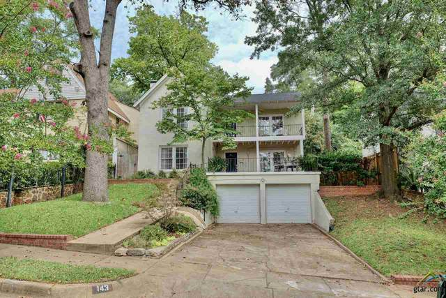 143 Rowland Place, Tyler, TX 75701 (MLS #10126605) :: The Edwards Team Realtors
