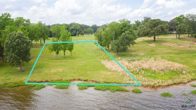 Lot 31 Sterling Shores, Mt Vernon, TX 75457 (MLS #10126607) :: Griffin Real Estate Group