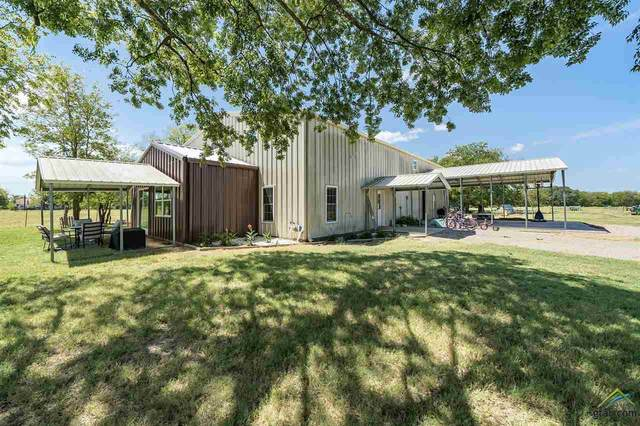 497 County Road 3528, Saltillo, TX 75478 (MLS #10126821) :: Griffin Real Estate Group