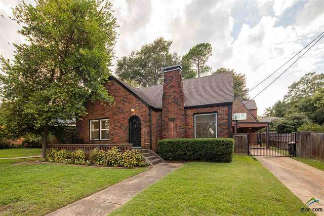 1529 Wall Ave, Tyler, TX 75701 (MLS #10126916) :: The Wampler Wolf Team