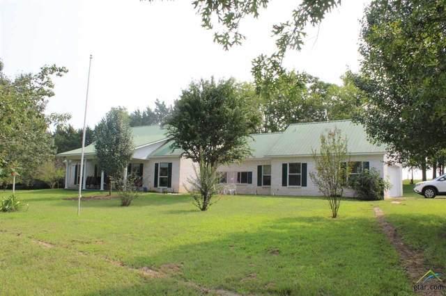 621 Cr 4700, Winnsboro, TX 75494 (MLS #10126961) :: Griffin Real Estate Group