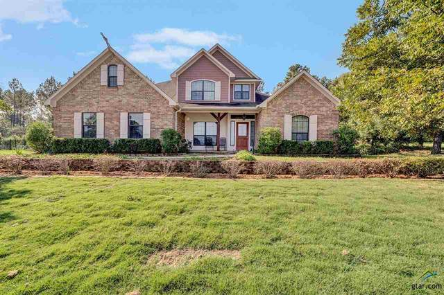 1010 Dove Creek Drive, Athens, TX 75751 (MLS #10127023) :: Griffin Real Estate Group