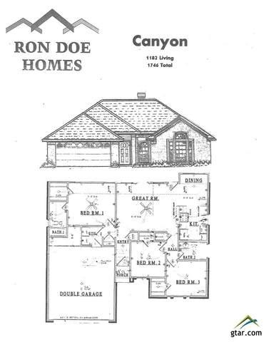 108 Oliver Wendell Court, Mt Vernon, TX 75457 (MLS #10127081) :: RE/MAX Professionals - The Burks Team