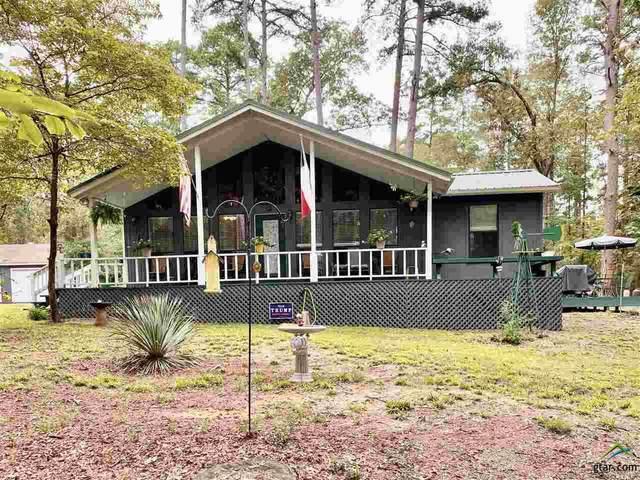 339 Evening Shadows Trail, Holly Lake Ranch, TX 75765 (MLS #10127142) :: The Wampler Wolf Team