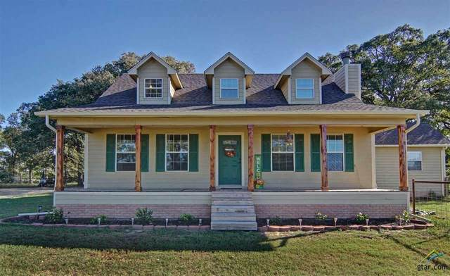 250 County Road 2331, Como, TX 75431 (MLS #10127437) :: Griffin Real Estate Group