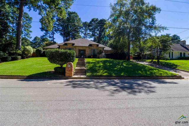 1221 Old Hickory, Tyler, TX 75703 (MLS #10127492) :: The Wampler Wolf Team