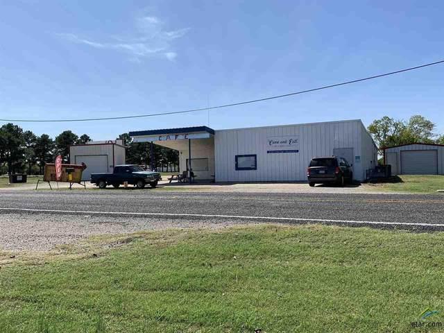 131 Farm Road 269 N, Saltillo, TX 75478 (MLS #10127622) :: RE/MAX Professionals - The Burks Team