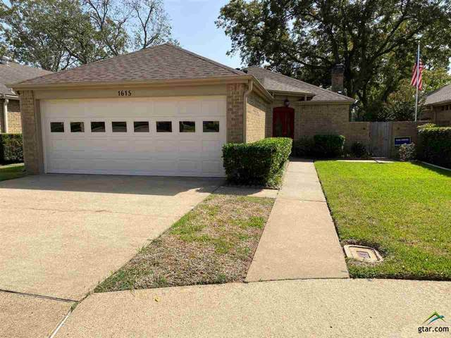 1615 Clearbrook Circle, Henderson, TX 75652 (MLS #10127774) :: RE/MAX Professionals - The Burks Team