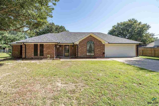 1408 Lee Dr., Mineola, TX 75773 (MLS #10127915) :: The Wampler Wolf Team