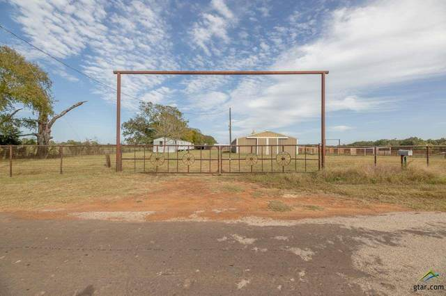 346 County Road 4724, New Summerfield, TX 75780 (MLS #10127957) :: The Wampler Wolf Team