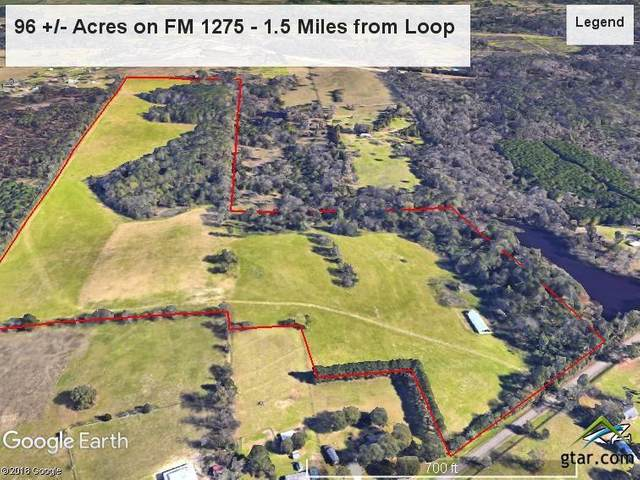 3643 Fm 1275, Nacogdoches, TX 75961 (MLS #10128048) :: Griffin Real Estate Group