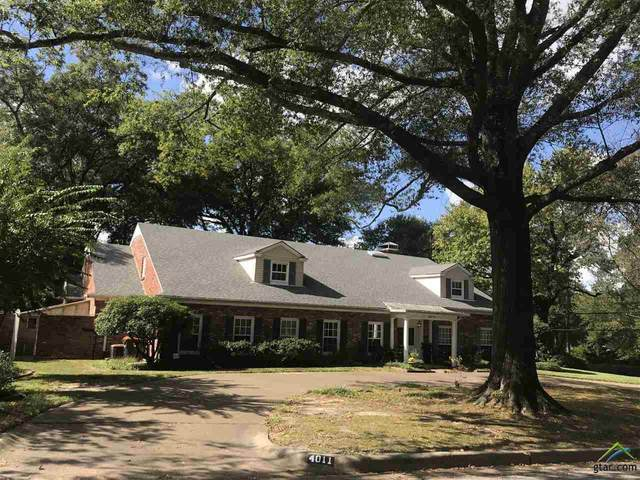 4011 Pinedale Place, Tyler, TX 75701 (MLS #10128177) :: The Wampler Wolf Team