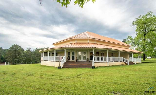 844 County Road 4810, Timpson, TX 75975 (MLS #10128461) :: Griffin Real Estate Group