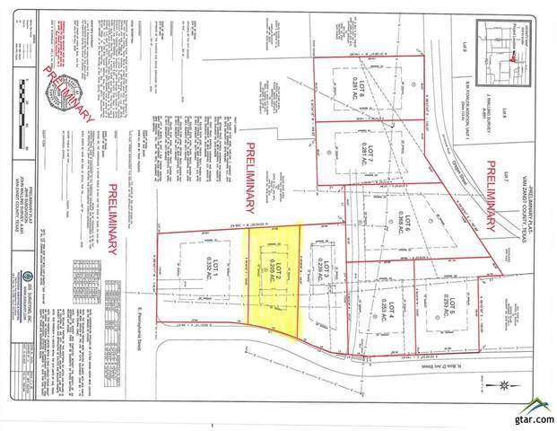 Lot 2 Bois D Arc, Van, TX 75790 (MLS #10128488) :: The Wampler Wolf Team
