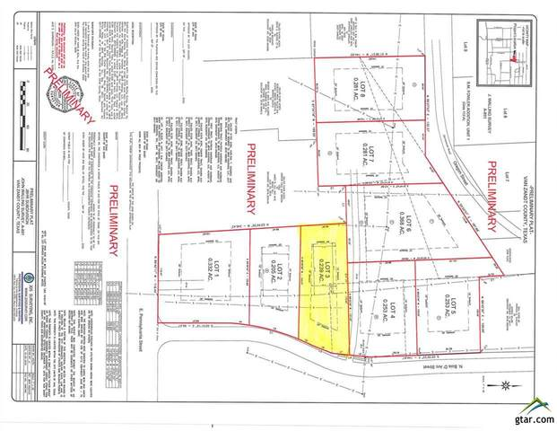 Lot 3 Bois D Arc, Van, TX 75790 (MLS #10128489) :: The Wampler Wolf Team