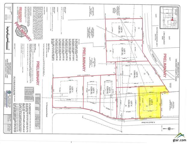 Lot 5 Bois D Arc, Van, TX 75790 (MLS #10128492) :: The Wampler Wolf Team