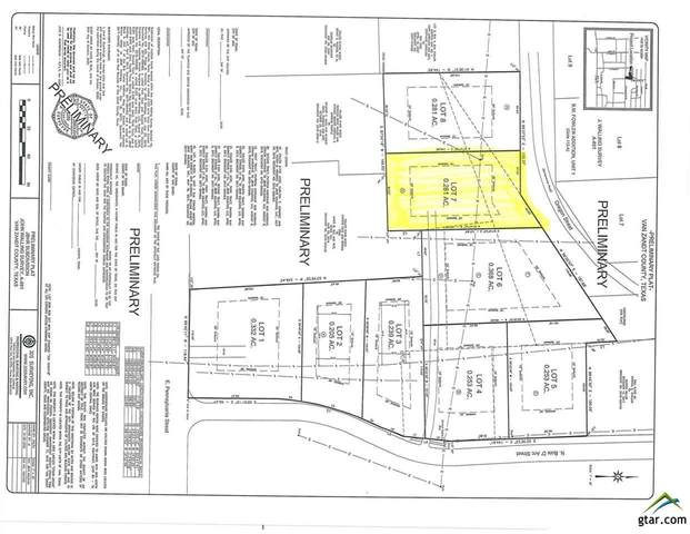 Lot 7 Bois D Arc, Van, TX 75790 (MLS #10128494) :: The Wampler Wolf Team