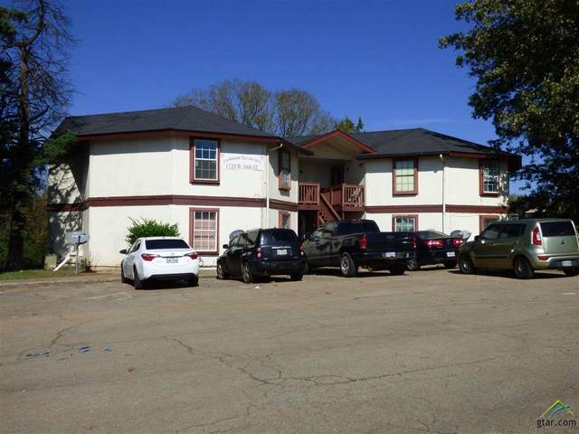 1722 W 16th St, Mt Pleasant, TX 75455 (MLS #10128505) :: Griffin Real Estate Group