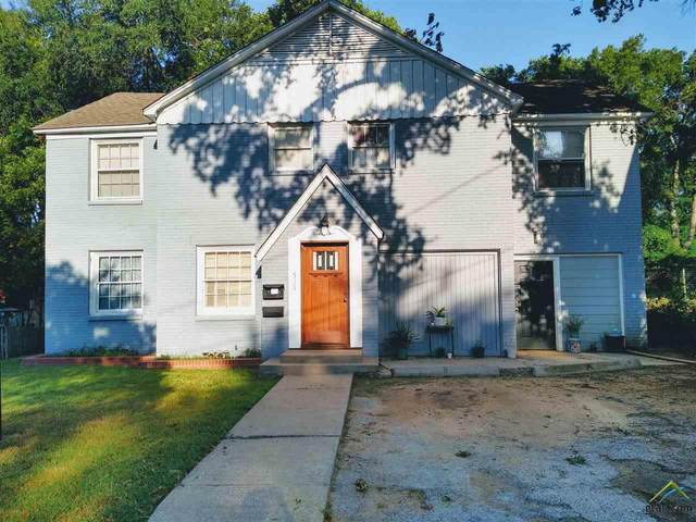519 S Palace Ave, Tyler, TX 75702 (MLS #10128524) :: The Wampler Wolf Team