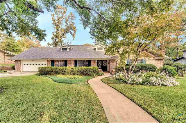 3502 Bain Place, Tyler, TX 75701 (MLS #10128617) :: Griffin Real Estate Group