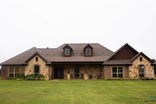 19529 E Hwy 79, Jacksonville, TX 75766 (MLS #10128665) :: The Wampler Wolf Team