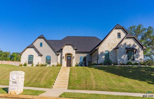 1519 Chaparrel Run, Tyler, TX 75703 (MLS #10128766) :: Griffin Real Estate Group