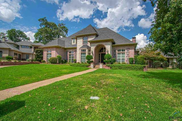 7113 Turnberry, Tyler, TX 75703 (MLS #10129034) :: The Wampler Wolf Team
