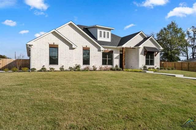 2700 Stone Hedge, Mt Pleasant, TX 75455 (MLS #10129039) :: Griffin Real Estate Group
