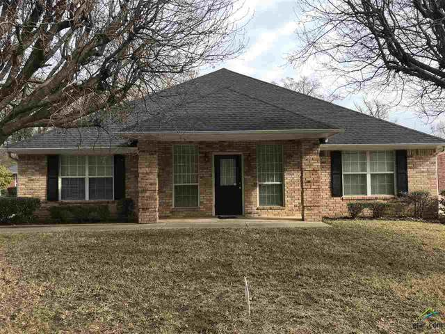 5060 Kinsey Drive, Tyler, TX 75703 (MLS #10129051) :: RE/MAX Professionals - The Burks Team