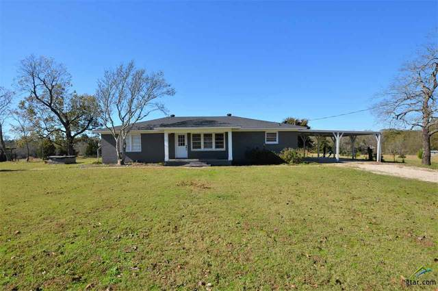 1415 Holly Rd, Gilmer, TX 75644 (MLS #10129066) :: Griffin Real Estate Group