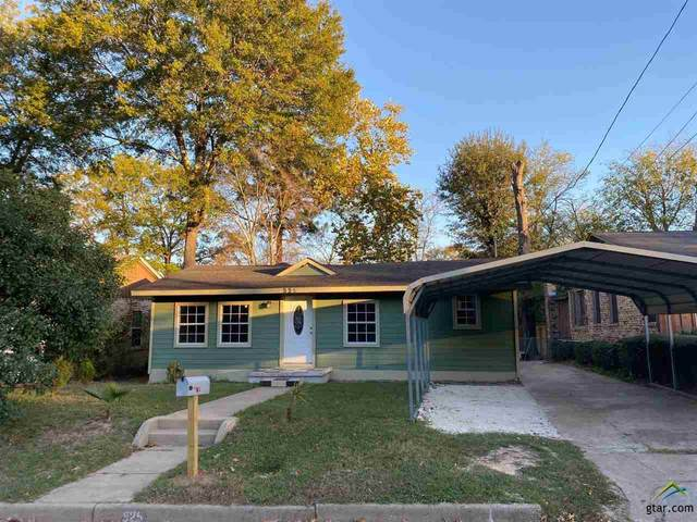 525 W Vance St., Tyler, TX 75702 (MLS #10129098) :: Griffin Real Estate Group