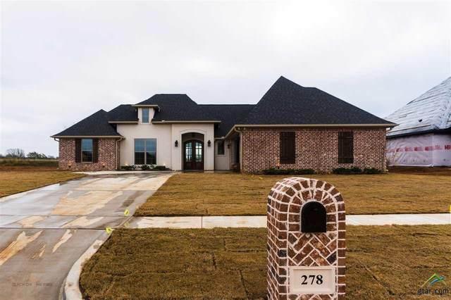 278 Heritage Way, Bullard, TX 75757 (MLS #10129240) :: RE/MAX Professionals - The Burks Team