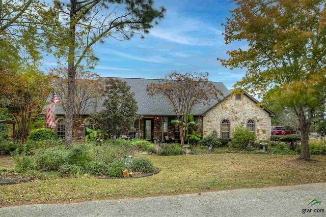 16123 Steep Road, Brownsboro, TX 75756 (MLS #10129265) :: The Wampler Wolf Team