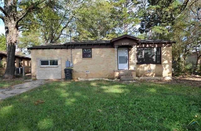 2302 Gish Lane, Tyler, TX 75701 (MLS #10129310) :: Griffin Real Estate Group