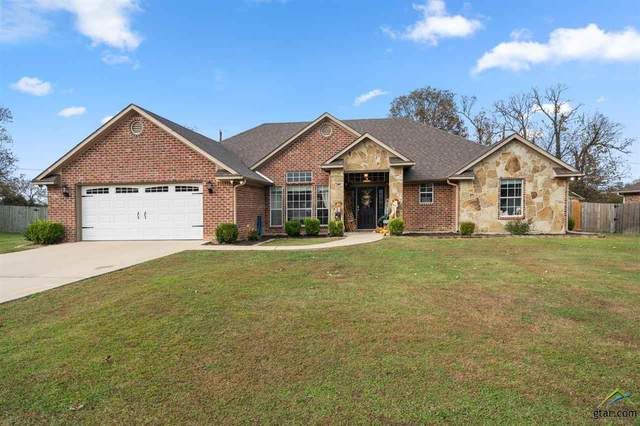 1205 Silver Oak, Mt Pleasant, TX 75455 (MLS #10129388) :: Griffin Real Estate Group