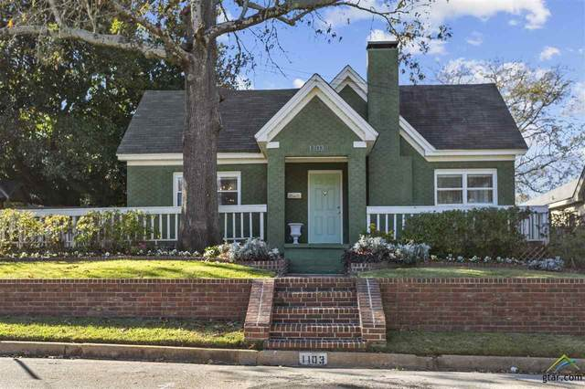 1103 S Wall, Tyler, TX 75701 (MLS #10129402) :: Griffin Real Estate Group