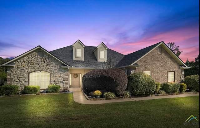 170 Towering Oaks, Longview, TX 75602 (MLS #10129420) :: RE/MAX Professionals - The Burks Team