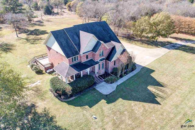 16645 Fox Run Ln, Lindale, TX 75771 (MLS #10129428) :: The Wampler Wolf Team